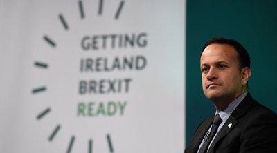 Βαράντκαρ: Η ιρλανδική οικονομία θα μπορούσε να συρρικνωθεί στην περίπτωση ενός Brexit χωρίς συμφωνία