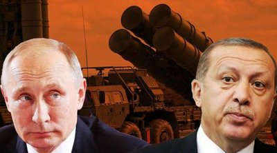 Η Ρωσία θα στείλει στην Τουρκία τους πρώτους S-400 εντός του Ιουλίου