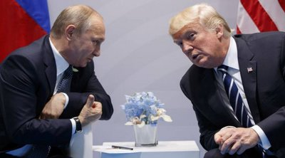 Έκλεισε το ραντεβού Πουτιν - Τραμπ την Παρασκευή στην G20
