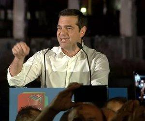 LIVE Η ομιλία του πρωθυπουργού και προέδρου του ΣΥΡΙΖΑ Αλέξη Τσίπρα στη Δραπετσώνα