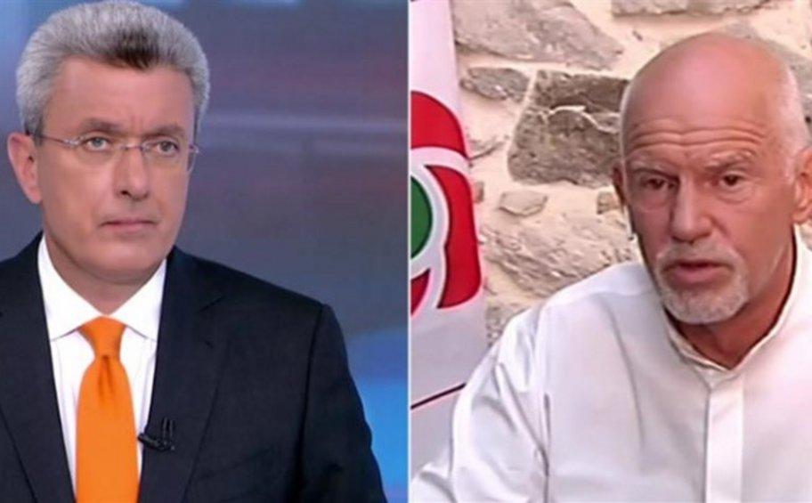 Γιώργος Παπανδρέου στον ΑΝΤ1: Γιατί να μην συνεργαστεί η Νέα Δημοκρατία με τον ΣΥΡΙΖΑ και το ΚΙΝΑΛ;