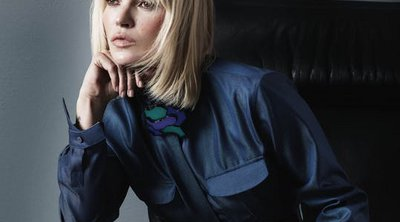 Η Κέιτ Μος στην διαφημιστική καμπάνια του Armani