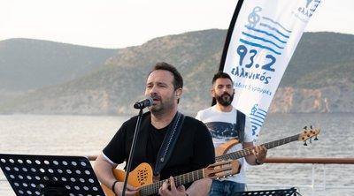 Ο Ελληνικός 93,2 με τα πλοία της γραμμής, στην Άνδρο!