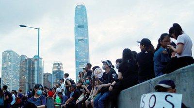 Νέες διαδηλώσεις στο Χονγκ Κονγκ - Συγκρούσεις με την αστυνομία