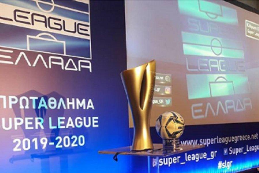 Η βαθμολογία της Super League 1 - Ακάθεκτοι Ολυμπιακός, ΠΑΟΚ, ανέβηκε 4ος ο ΠΑΟ