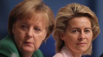 Η Φον Ντερ Λάιεν ανεβάζει τον πήχη για τη Μέρκελ: Κρίσιμο το εξάμηνο της Γερμανικής Προεδρίας