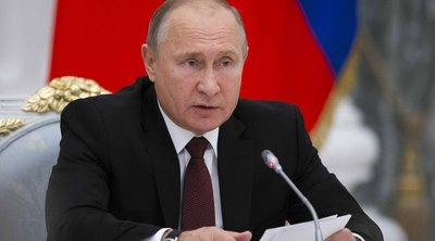 Πούτιν: «Συμμετρική απάντηση» στη δοκιμή αμερικανικού πυραύλου