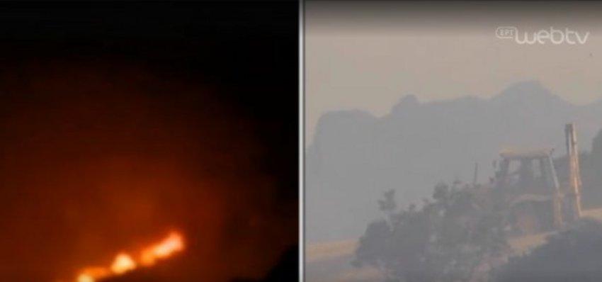 Γ.Γ. Πολιτικής Προστασίας στον realfm 97,8 για τις φωτιές στην Εύβοια: Προτεραιότητά μας είναι να μην κινδυνεύσουν άνθρωποι