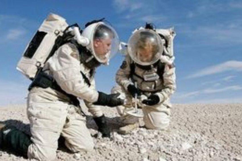 Στην έρημο της Γιούτα εκπαιδεύονται οι «γιατροί του διαστήματος»