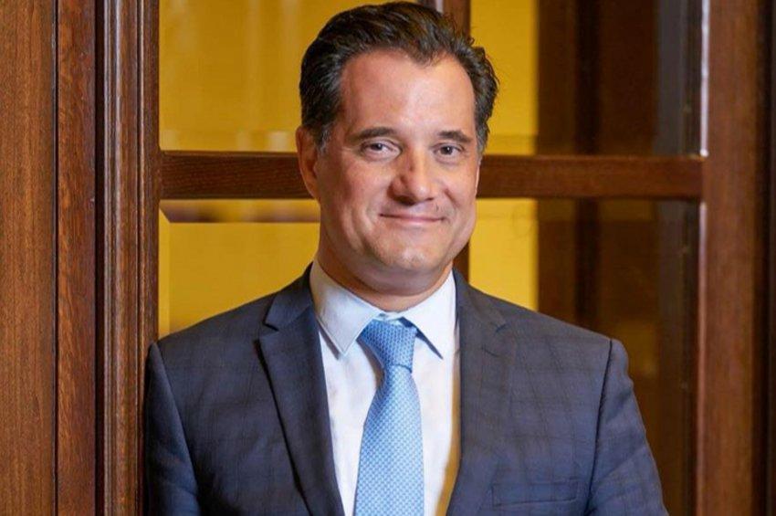 Νέος υπουργός Ανάπτυξης ο Άδωνις Γεωργιάδης