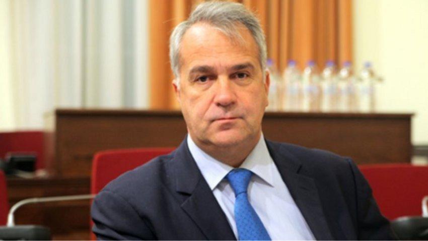O νέος υπουργός Αγροτικής Ανάπτυξης Μάκης Βορίδης