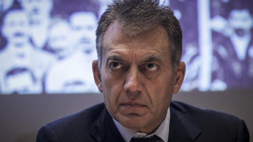 Νέος υπουργός Εργασίας ο Γιάννης Βρούτσης