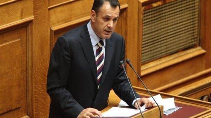 Ο Νίκος Παναγιωτόπουλος αναλαμβάνει το υπουργείο Εθνικής Άμυνας