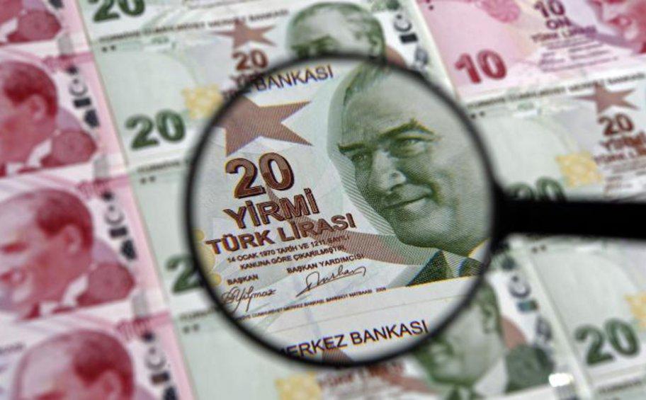 Τουρκία: Σε νέο χαμηλό επίπεδο – ρεκόρ υποχωρεί σήμερα η λίρα
