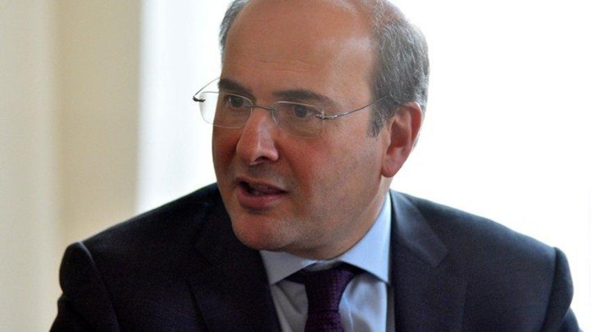 Νέος υπουργός Περιβάλλοντος και Ενέργειας ο Κωστής Χατζηδάκης