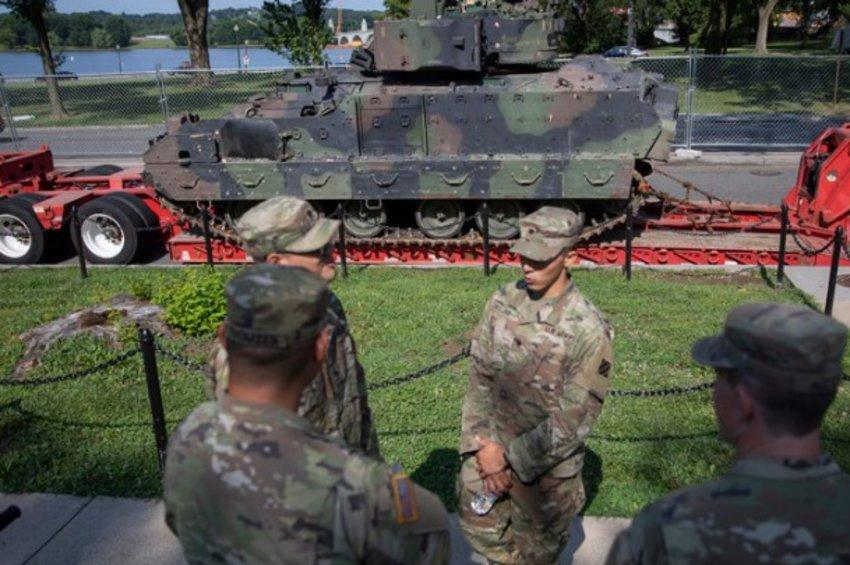 ΗΠΑ: Έρχονται τα όπλα που θα ελέγχονται απευθείας από τον νου των στρατιωτών