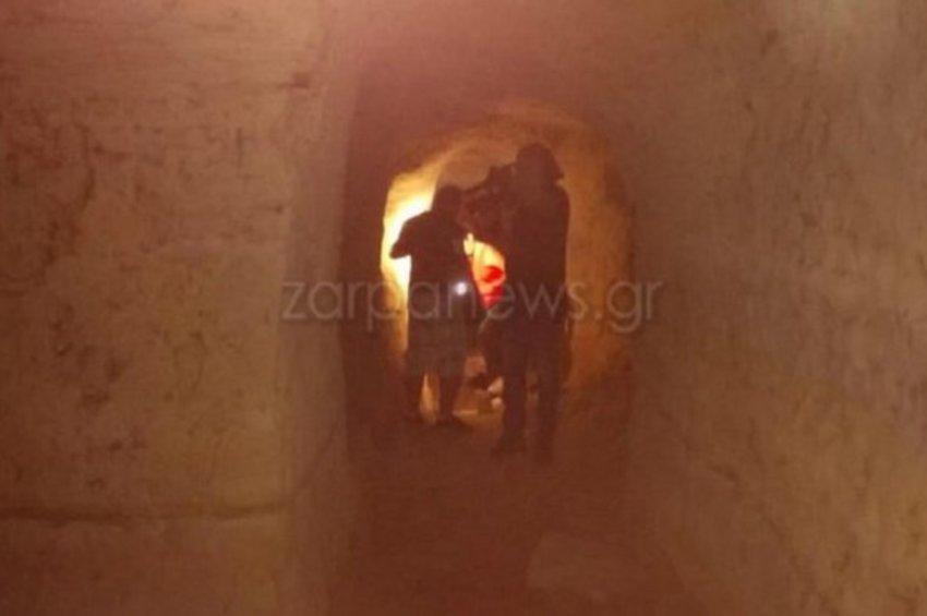 Εικόνες σοκ: Σε αυτή τη σπηλιά εντοπίστηκε νεκρή η Αμερικανίδα βιολόγος