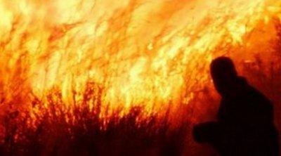 Συνελήφθη 41χρονος για 5 πυρκαγιές σε δασικές εκτάσεις Μεσσηνίας και Αρκαδίας
