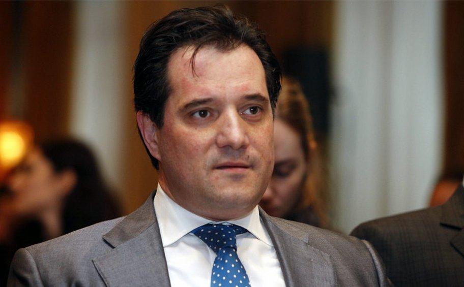 Συνάντηση Γεωργιάδη με το Σύνδεσμο Εταιρειών Συμβούλων Μάνατζμεντ Ελλάδος