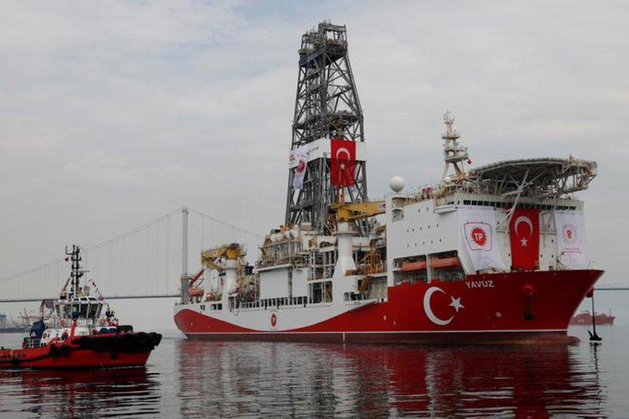 Yeni Safak: Κοντά στην κήρυξη ΑΟΖ η Τουρκία