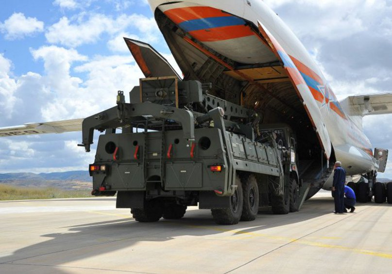 Δεύτερο φορτίο των S-400 παρέλαβε η Άγκυρα