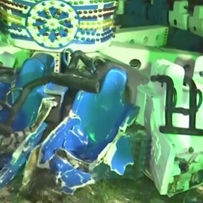 Τρομακτικό δυστύχημα σε λούνα παρκ: Δύο νεκροί και 28 τραυματίες