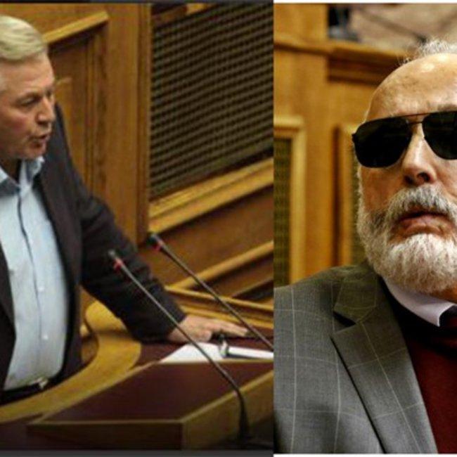 «Πονοκέφαλος» στη Βουλή: Δεν ξέρουν αν θα ορκιστεί βουλευτής ο Παπαχριστόπουλος ή ο Κουρουμπλής