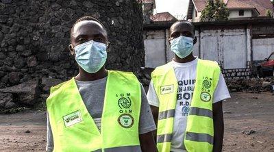 Κονγκό: Η επιδημία Έμπολα επεκτάθηκε σε μια απομακρυσμένη επαρχία που ελέγχεται από πολιτοφυλακές