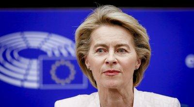 Η Ούρσουλα φον ντερ Λάιεν προτείνει μια «Λευκή Συμφωνία» για την υγεία - 15 δισεκ. ευρώ σε Αφρική και ευάλωτες χώρες