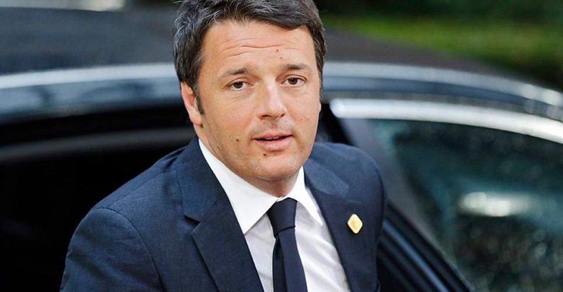 Ρέντσι: Η Ιταλία κινδυνεύει να βυθιστεί στην ύφεση σε περίπτωση πρόωρων εκλογών το φθινόπωρο