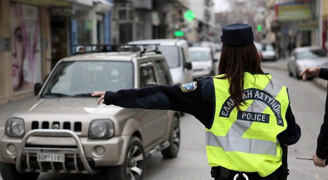 Ελεγχοι Τροχαίας: 6.620 οι παραβάσεις για υπερβολική ταχύτητα και οδήγηση υπό την επήρεια αλκοόλ σε μια εβδομάδα