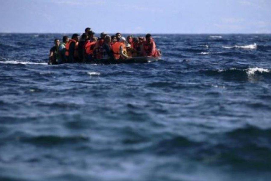 Σε θαλάσσια περιοχή στην Ιταλία εντοπίστηκε η λέμβος με τους μετανάστες που εξέπεμψε SOS ανοικτά των Οθωνών