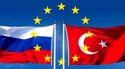 Η Μόσχα καταδικάζει τις κυρώσεις της ΕΕ κατά της Τουρκίας, εξαιτίας των ενεργειών της στην ΑΟΖ της Κύπρου