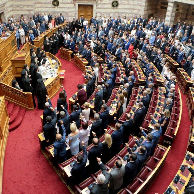 Ορκίστηκε η νέα Βουλή - Οι δηλώσεις, τα νέα πρόσωπα και οι στιγμές που ξεχώρισαν