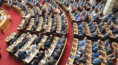 Σε κλίμα συναίνεσης η εκλογή του νέου προέδρου της Βουλής