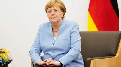 Η έκπληξη των συνεργατών της Μέρκελ για τα 65α γενέθλια της - Πώς αντέδρασε η Γερμανίδα καγκελάριος