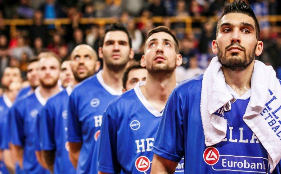 Οι πιθανοί αντίπαλοι της Εθνικής στα προκριματικά του EuroBasket του 2021