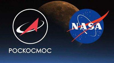 Το πλήρωμα του Soyuz MC-13 θα φέρει διακριτικά που θα μνημονεύουν την πτήση την αποστολή Apollo 11 πριν από 50 χρόνια