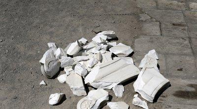 Τέσσερεις τραυματίες από τον σεισμό, ανάμεσά τους 8χρονος από πτώση καμινάδας στο Καματερό