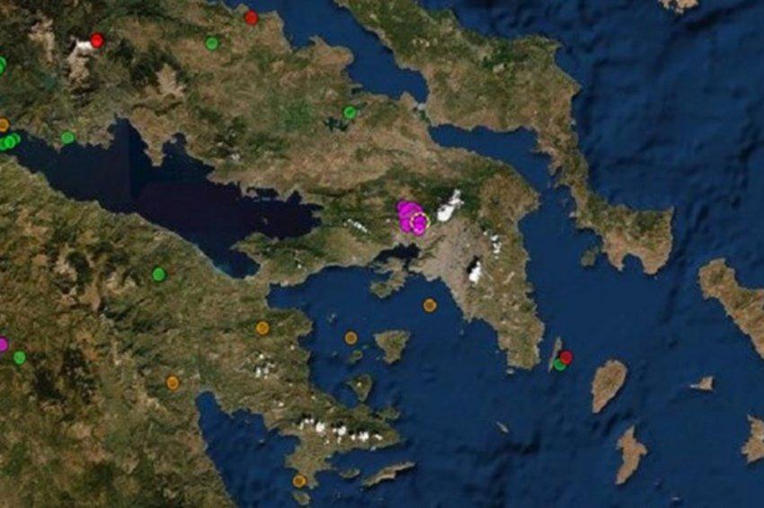 Σεισμολόγοι για την σεισμό στην Αθήνα: 5,1 Ρίχτερ στην ευρύτερη περιοχή Ελευσίνας και Μαγούλας