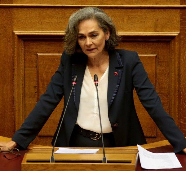 Σακοράφα:  Θα ήταν καλύτερα το νομοσχέδιο να είχε τον τίτλο «χαριστική βολή στους οφειλέτες»