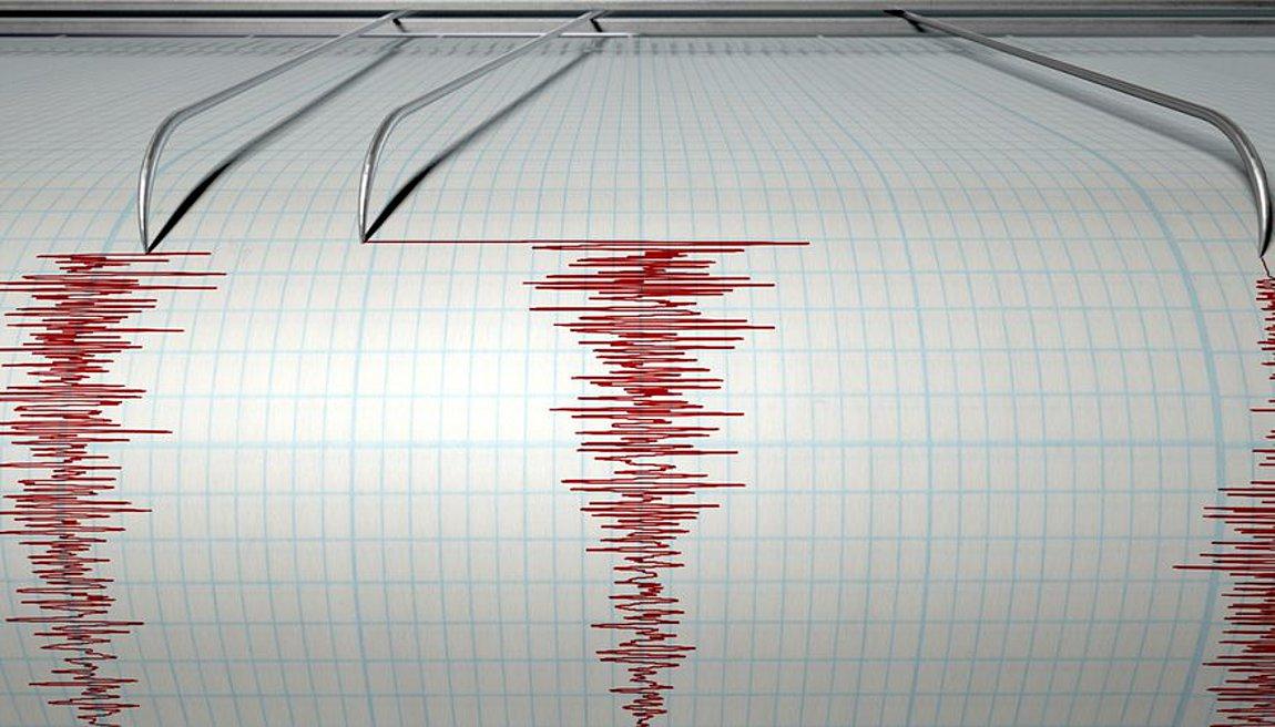 Σεισμός 4,3 Ρίχτερ ΝΑ της Καρπάθου