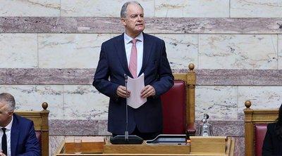 Πρόεδρος Βουλής: Στις προγραμματικές δηλώσεις της κυβέρνησης τον λόγο έλαβαν 155 ομιλητές