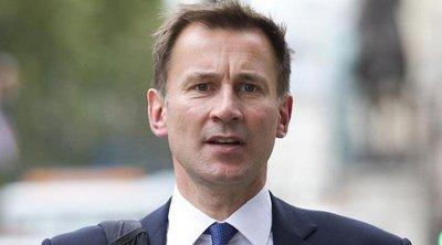 Τζ. Χαντ: Το Λονδίνο θα επιδιώξει τον σχηματισμό μιας ευρωπαϊκής ναυτικής αποστολής για την αντιμετώπιση των ενεργειών «πειρατείας» του Ιράν