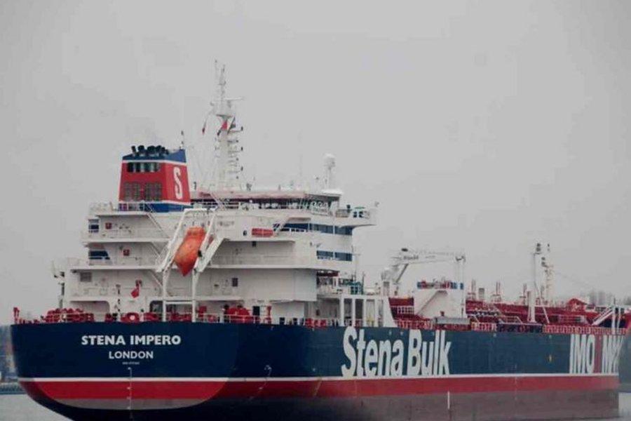 Ιράν: Οι πετρελαϊκές εξαγωγές δεν έχουν επηρεαστεί από το επεισόδιο με το δεξαμενόπλοιο Stena Imperο