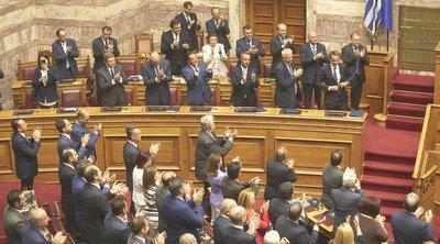 Μητσοτάκης: Θα τιμήσουμε την εμπιστοσύνη του ελληνικού λαού