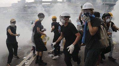 Χονγκ Κονγκ: Τέσσερις φοιτητές συνελήφθησαν βάσει του νέου νόμου περί εθνικής ασφάλειας