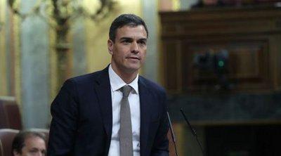 Ισπανία: Ο Πέδρο Σάντσεθ αποδέχθηκε την εντολή του βασιλιά για σχηματισμό κυβέρνησης