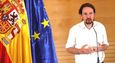 Δεν θα δεχθούμε «διακοσμητικές» κυβερνητικές θέσεις προειδοποιεί ο αρχηγός των Podemos