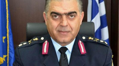 Νέος υπαρχηγός της ΕΛ.ΑΣ. ο Ανδρέας Δασκαλάκης